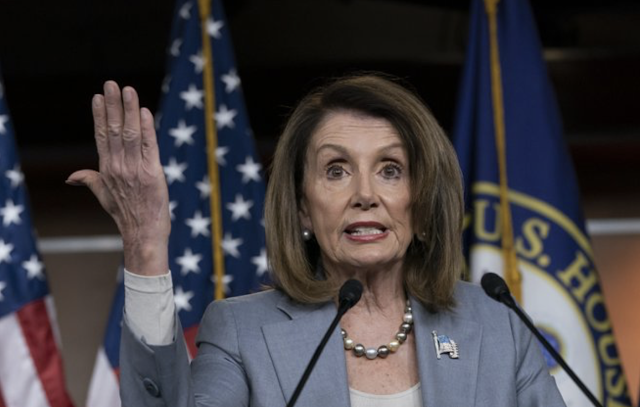 Self-impeach? Talk shifts toward Trump defiance of Congress