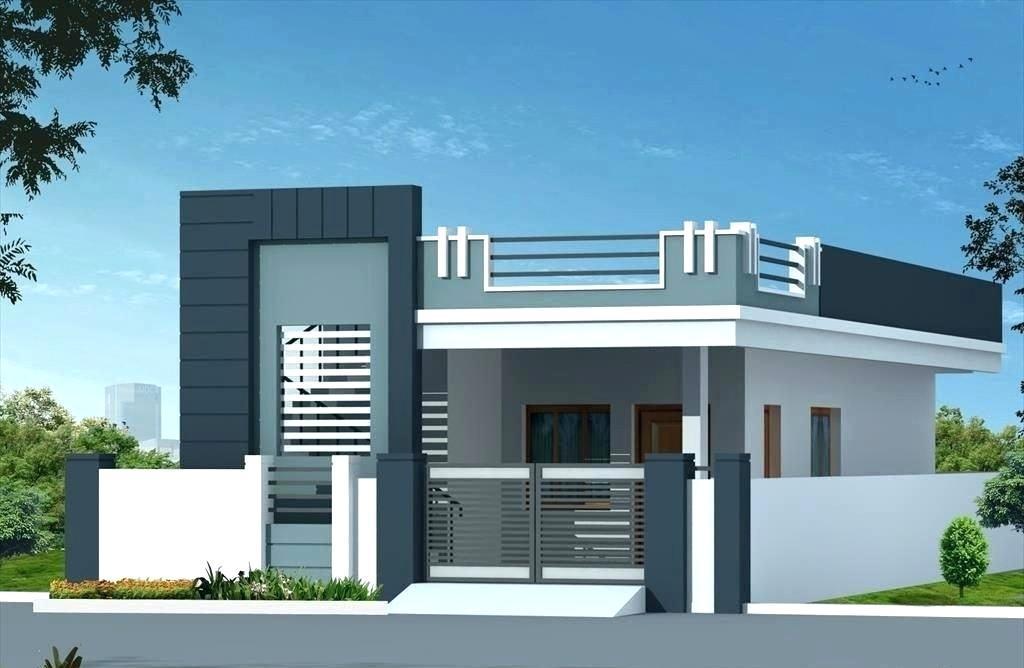 Single Floor Front Elevation Design Ghar Ka Design