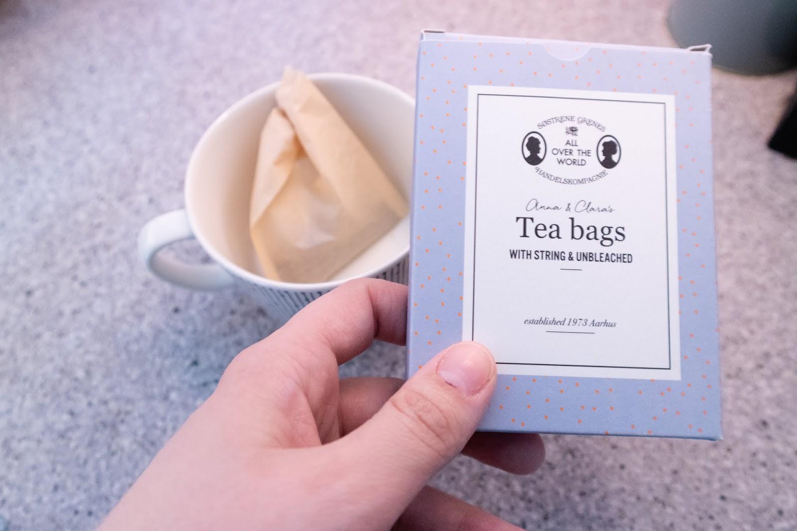 Big mamas home by Jenni S. Viikon suosikki: Täytettävät teepussit