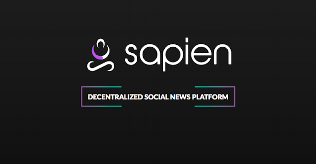 Sapien ICO Price iconewsmedia.com : Platform Sosial Demokratis didukung oleh SPN Token.