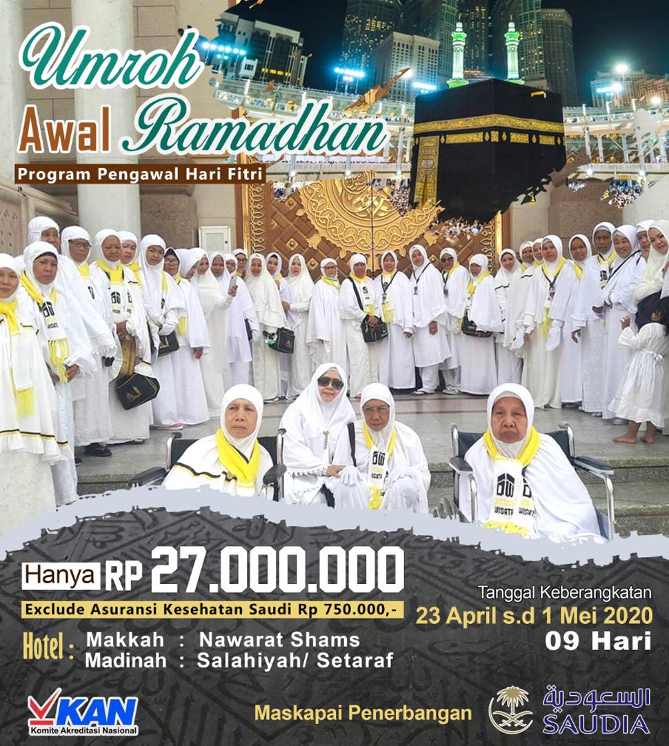 dakwah wisata awal ramadhan
