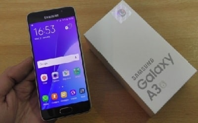 Review Android Samsung Galaxy A3 Terbaru