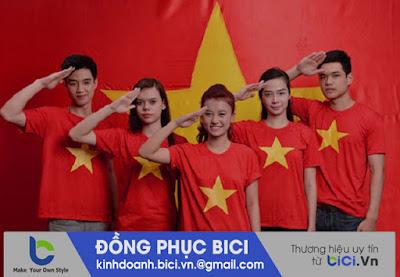Áo Cờ Đỏ Sao Vàng Đà Nẵng