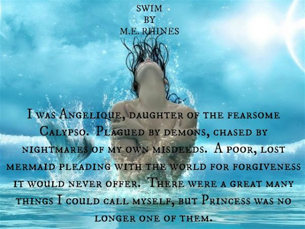 Swim | Mermaid royalty #2 | M.E. Rhines