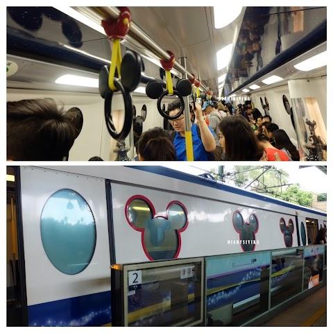Hongkong Day 2 :  Disneyland Hongkong