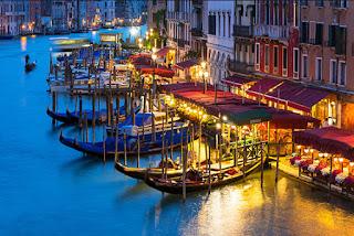 جزر بحيرة فينيسيا