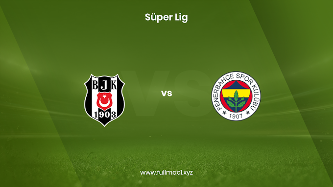 Beşiktaş - Fenerbahçe | 21.03.2021 | Full HD izle