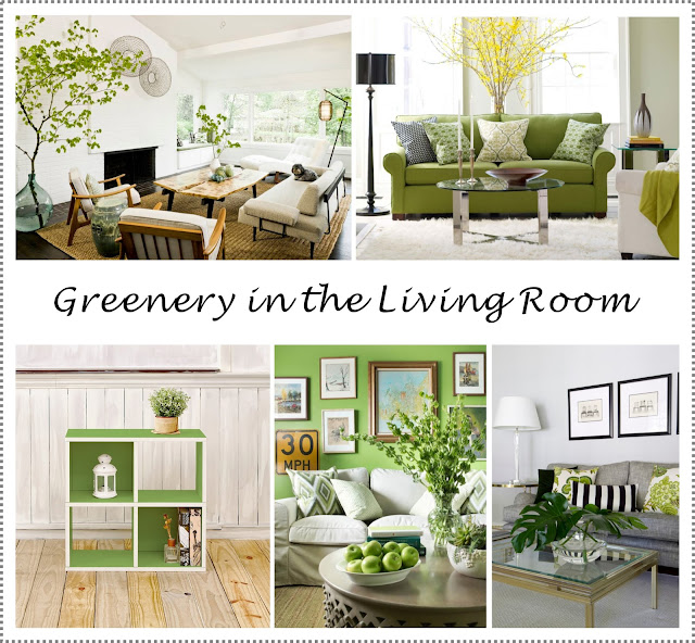 How To Invite Greenery Pantone S Color Of The Year To
