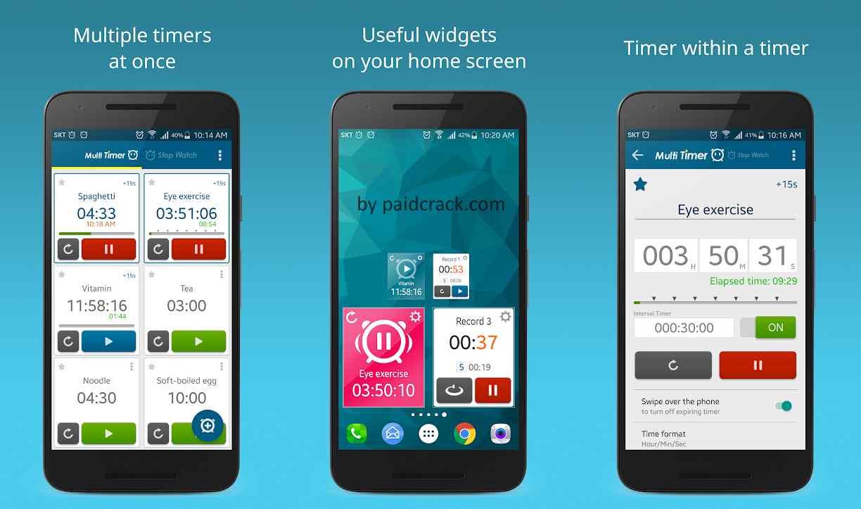 Multi Timer StopWatch Premium Mod Apk 2.8.0