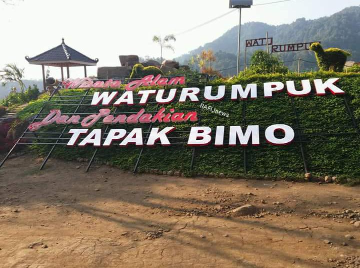 Watu Rumpuk Dan Pendakian Tapak Bimo