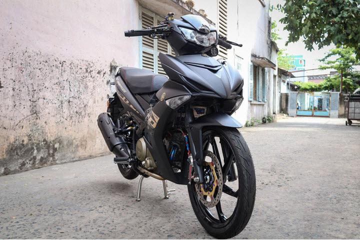 Yamaha Exciter 150 xuất hiện phiên bản cực 'lạ' với công nghệ siêu hiện đại