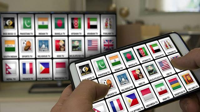 اليك أفضل 5 تطبيقات لمشاهدة جميع قنوات العالم المشفرة و المفتوحة بشكل مباشر على جهازك الأندرويد بالمجان