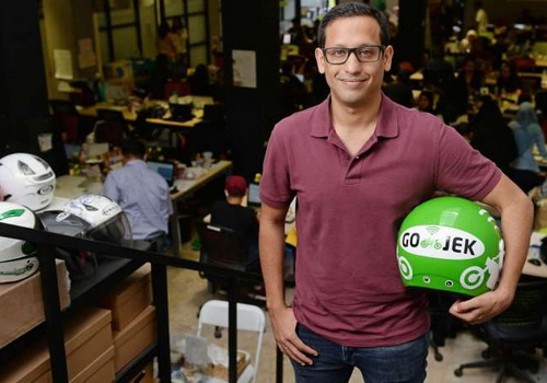 Tinuku Go-Jek claims defeat Grab and Uber in Indonesia