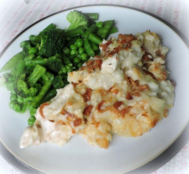 Crunchy Chicken Casserole