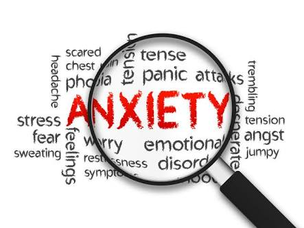 Anxiety: Types and sign