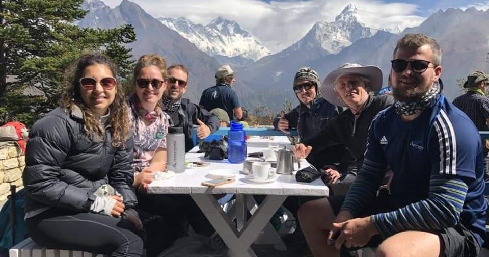 Everest base camp trek difficulties