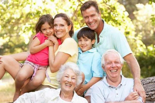 ماهو فضل الوالدين و الأجداد على الأبناء