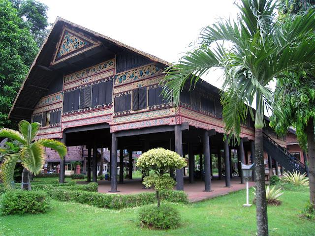 82 Koleksi Gambar Rumah Adat Aceh Beserta Namanya HD Terbaik