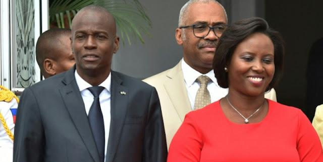 Istri Presiden Haiti Angkat Bicara: Suami Saya Dibunuh Sekejap Mata