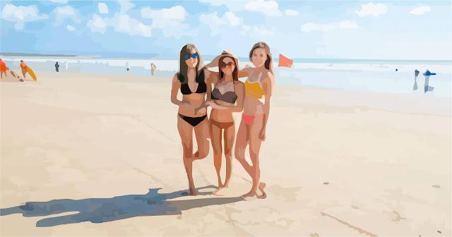 Destinasi Wisata Pantai Dreamland Bali