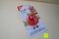 Erfahrungsbericht: Catit 2.0 Senses Ball für Katzen