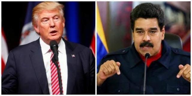 مادورو-ترامب