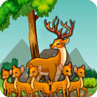 Games4Escape Deer Adventure Escape