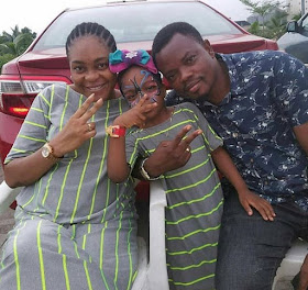 Photos: Sola Kosoko Welcomes Her Second Child