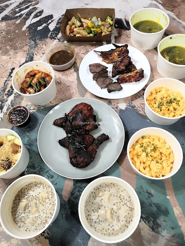 Sedapnya Makan | Asian Street Food dari Renaissance JB Hotel di Rumah