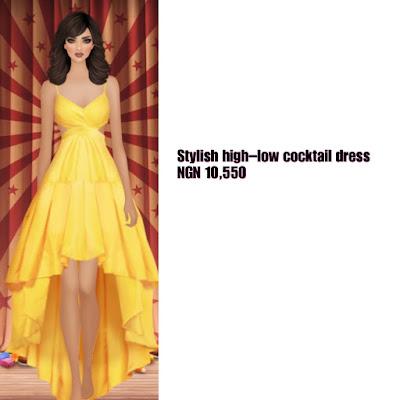 balfashion-ruffle-dress