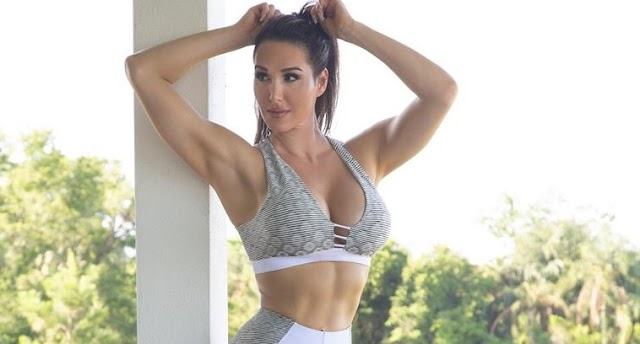 Gia Marie Macool: No matter what you're up against in life, you gotta keep pushing forward