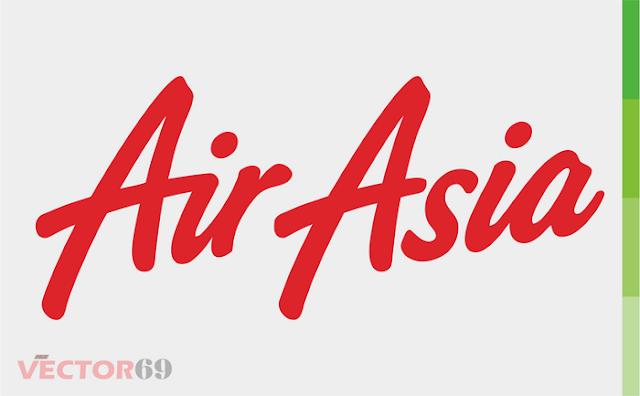 Logo Air Asia - Download Vector File CDR (CorelDraw)