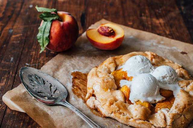 August 2017 Favorites: Peach Galette (AIP)