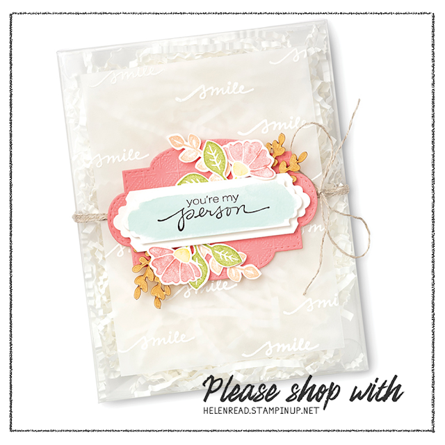 Lovely You Stampin Up Helen Read Allthingsstampy