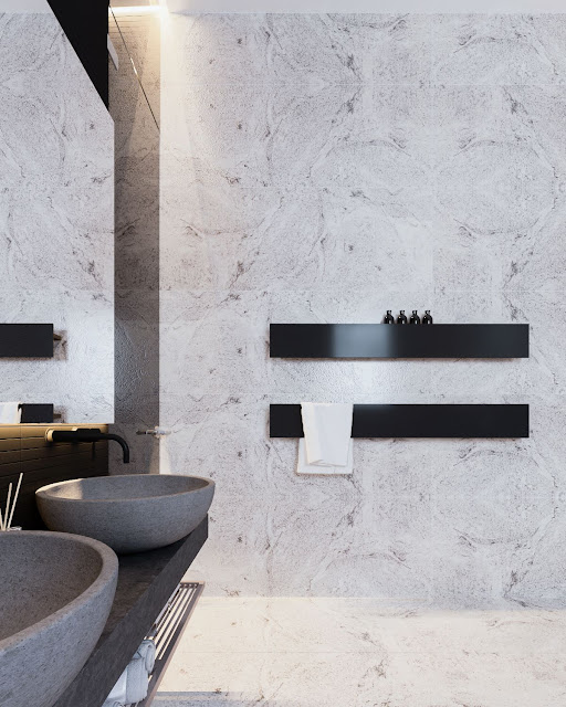 Design Of Small Bathroom