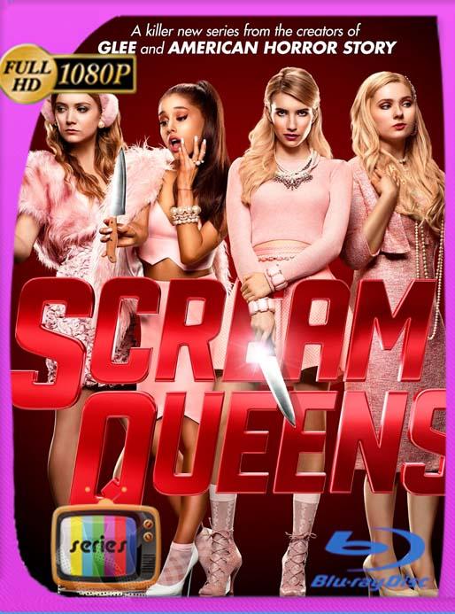 Scream QueensTemporada 1-2 HD [720p-1080p] Latino [GoogleDrive] SilvestreHD