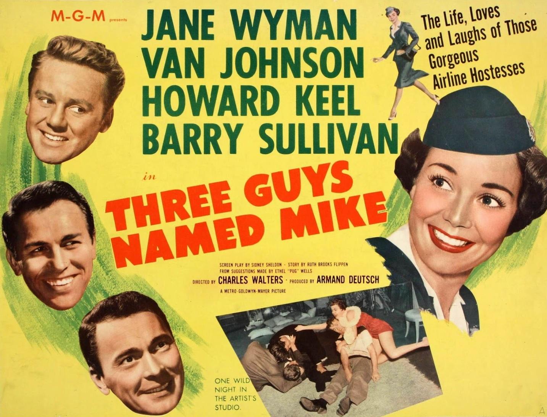 Ver película Tres hombres llamados Mike Online