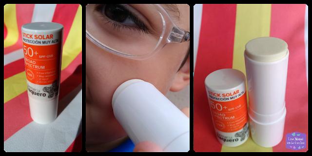 Foto de Stick Solar de Protección para niños Pharma 2.0 y Niño