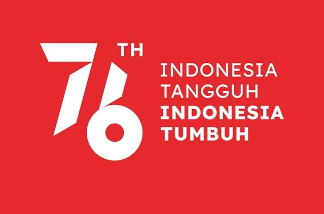 Download Logo HUT RI Ke-76, Arti Logo HUT RI Ke-76, 17 Agustus 2021