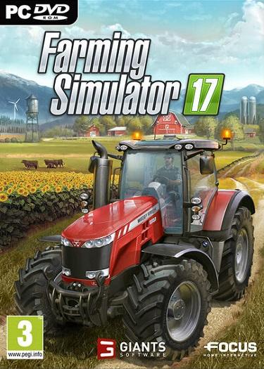 Farming Simulator 2017 Big Bud RELOADED Tek Link