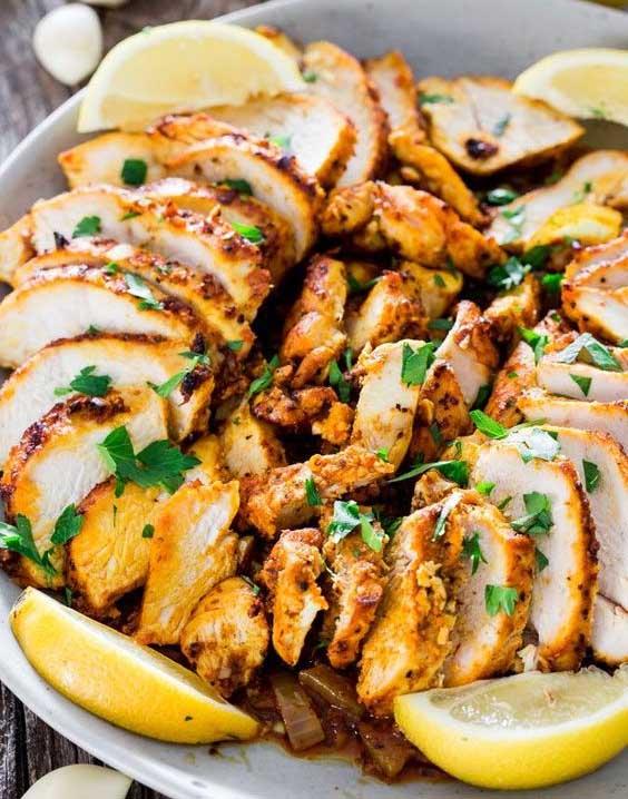 Resep Mudah Chicken Shawarma – Makanan Khas Tanah Suci