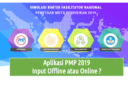 Aplikasi PMP 2019, Pilih Offline atau Online ?