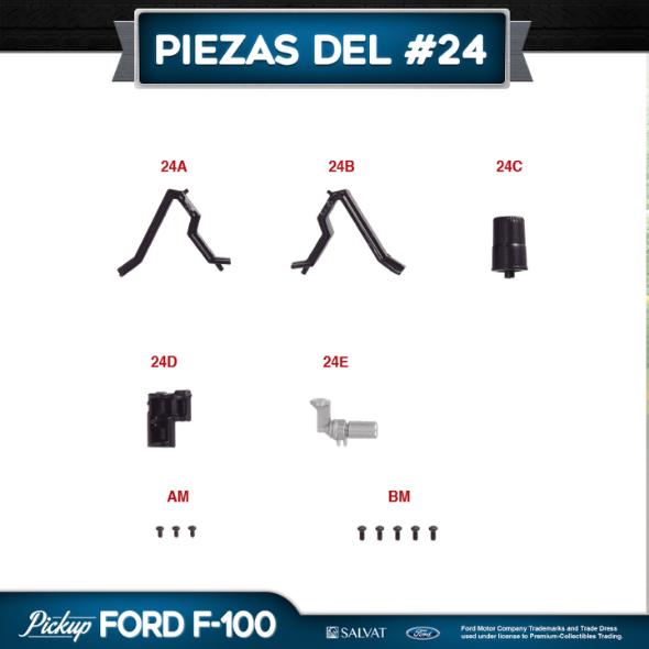 Entrega 24 Ford F-100