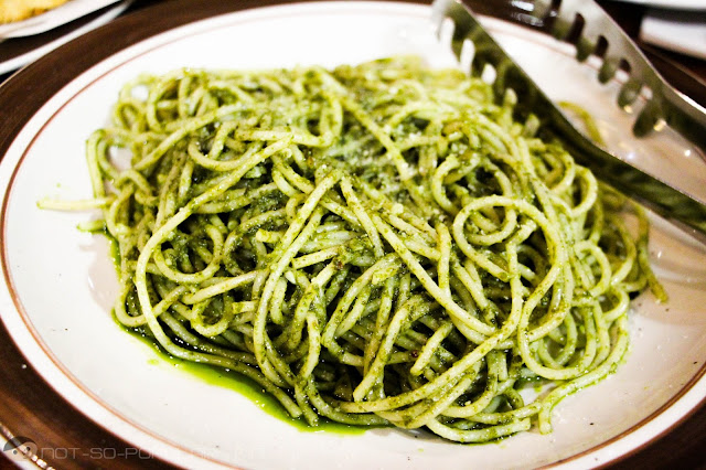 The Old Spaghetti House Pesto