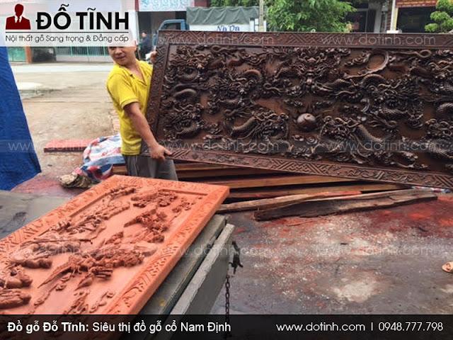 Đồ gỗ mỹ nghệ Hải Minh - Ảnh www.sapgutuche.com