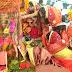 वट सावित्री पर्व की अवसर पर वट वृक्ष की पूजा करती सुहागिन महिलाएं!