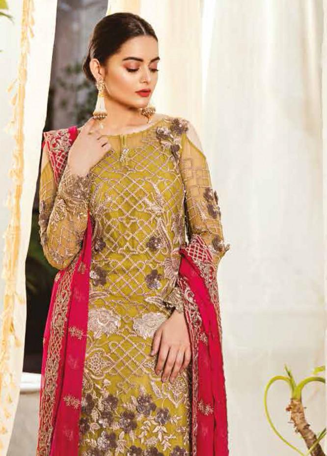 eda47aa72636b Imrozia – Grandeur Premium Embroidered Eid Collection 706 The Mystic  Oceania.