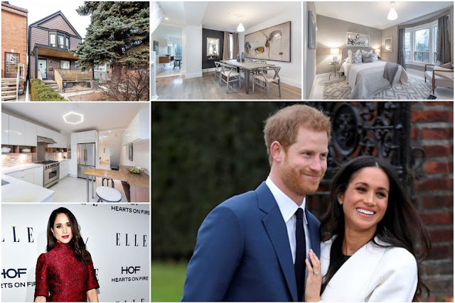 Megan Markle's House Is On Sale For $ 1.4 Million