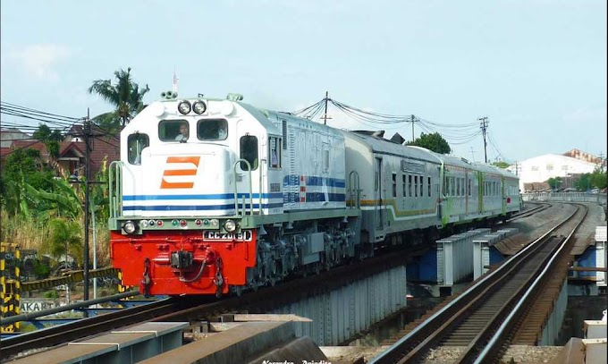 Tiket Kereta Jakarta Surabaya Murah