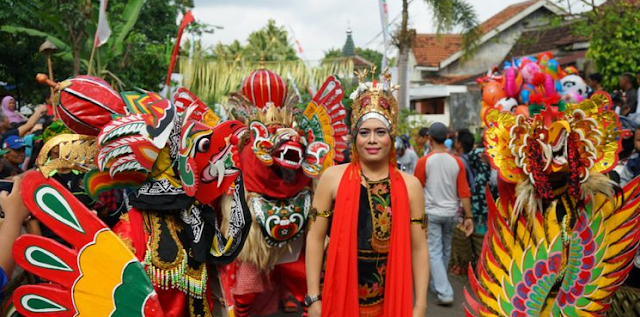 Festival Seru yang ada di Banyuwangi